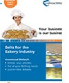 Bakery brochure