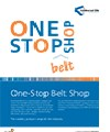 One Stop Belt Shop flyer