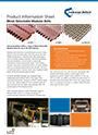 Product Information Sheet - Metal Detectable Belts